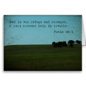 psalm 46 for Designed